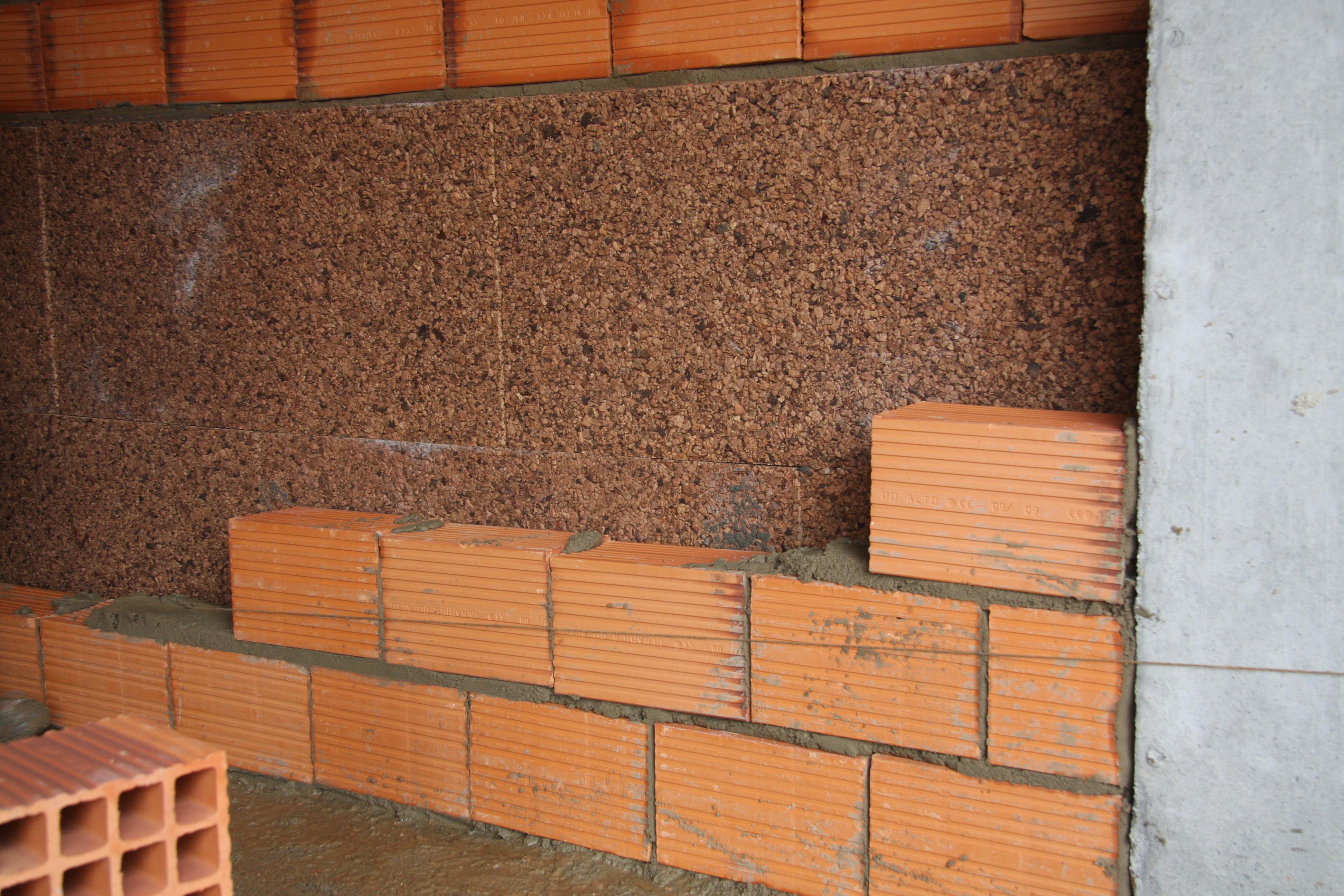 Aplicação entre paredes interi